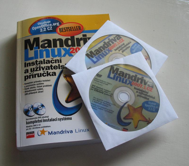 4bb77c5a7be Mandriva Linux 2007.1  edice
