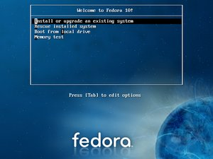 fedora 10 cambridge 1