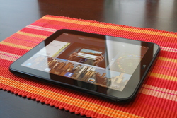 Recenze HP Touchpad