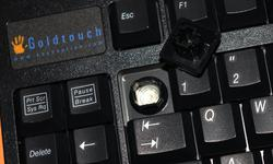 Goldtouch Foreign Keyboard Layout
