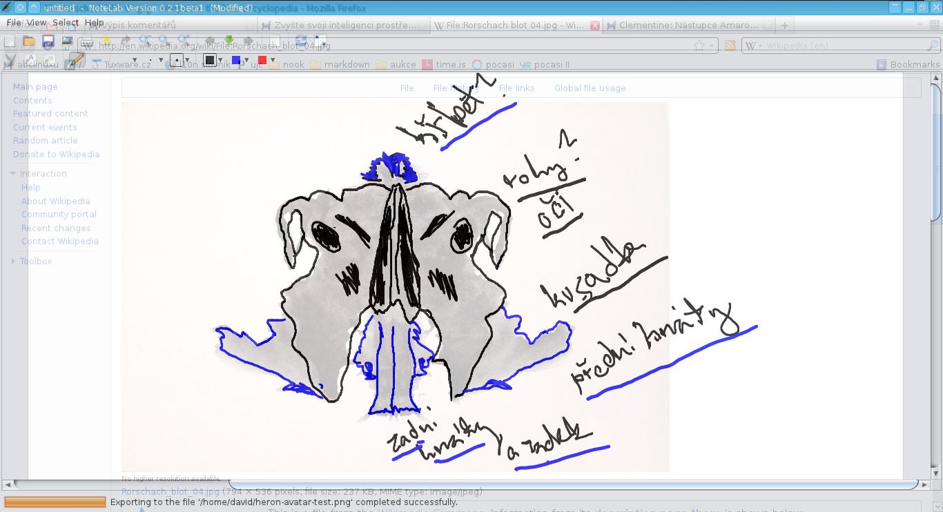 Aplikace Pro Kresleni Poznamek