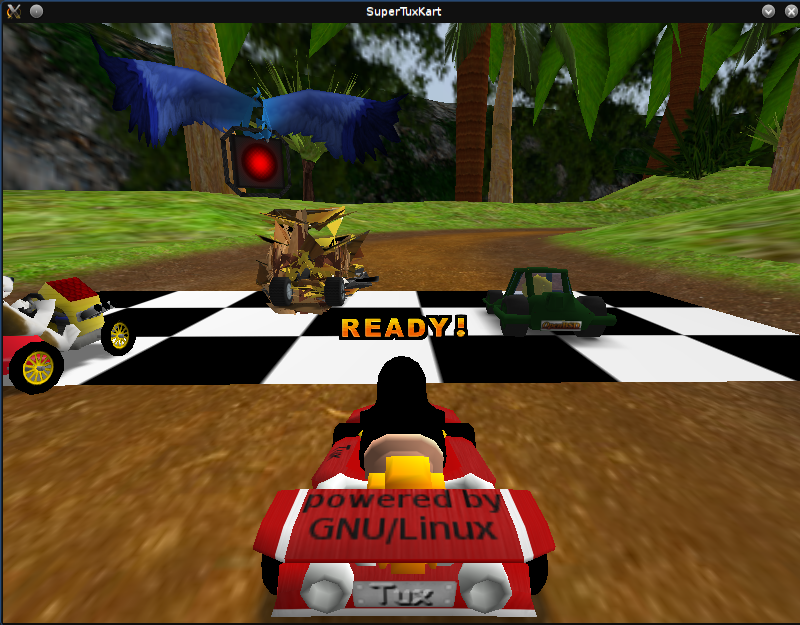 super tux kart windows 10