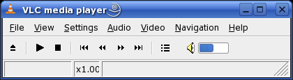 vlc 1: interface wxwidgets