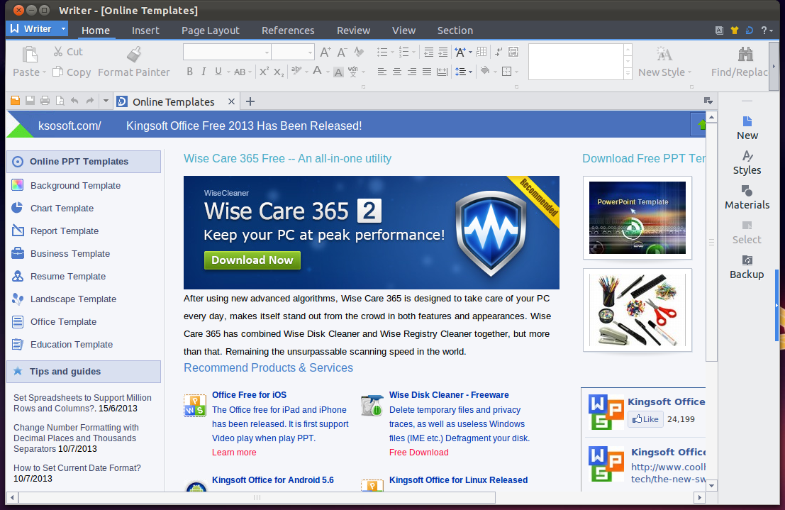 Download kingsoft office for windows 10 | Peatix