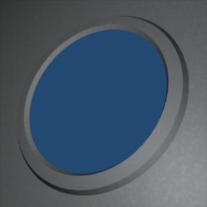 GIMP 10 Reliéf plechu