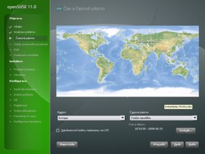 opensuse 11 instalace 06
