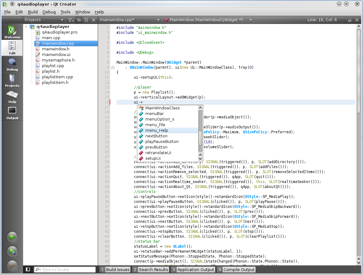 Tutorial: Writing Multi Threaded Application in Qt