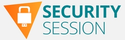 Logo akce Security Session 2015