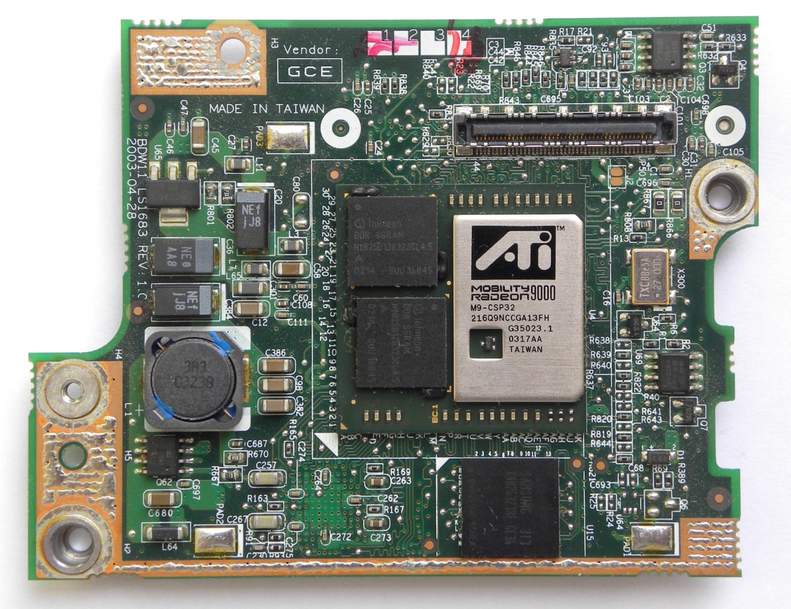 Ati Mobility Radeon 9600 M10 Driver Download