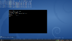 Dark Blue Openbox