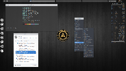 ArchLabs 4.1 - Openbox