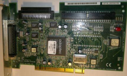 Adaptec SCSI