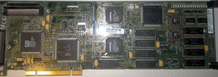 Compaq Smart221 array