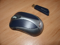 Microsoft Wireless Notebook Optical Mouse 4000 v1.0, obrázek 1