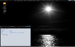 Light Gnome 2.22