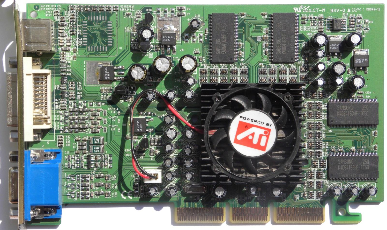 Ati Radeon 7600 Driver Download