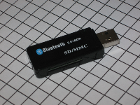 Bluetooth Adapter and Card Reader (2in1), obrázek 1