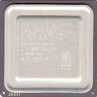 AMD K6-2 400 MHz shora
