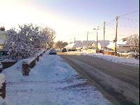 Snehová kalamita na vianoce 2010