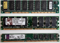 SDRAM, DDR2, DDR3
